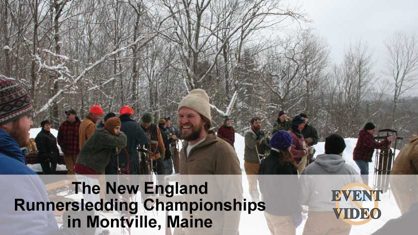 No Umbrella--The New England Runner Sled Association event video