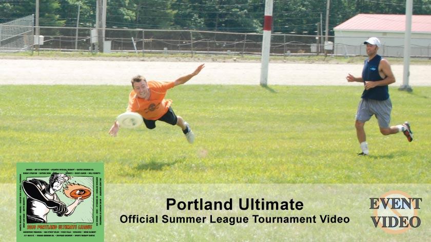 No Umbrella--The Portland Ultimate League event video