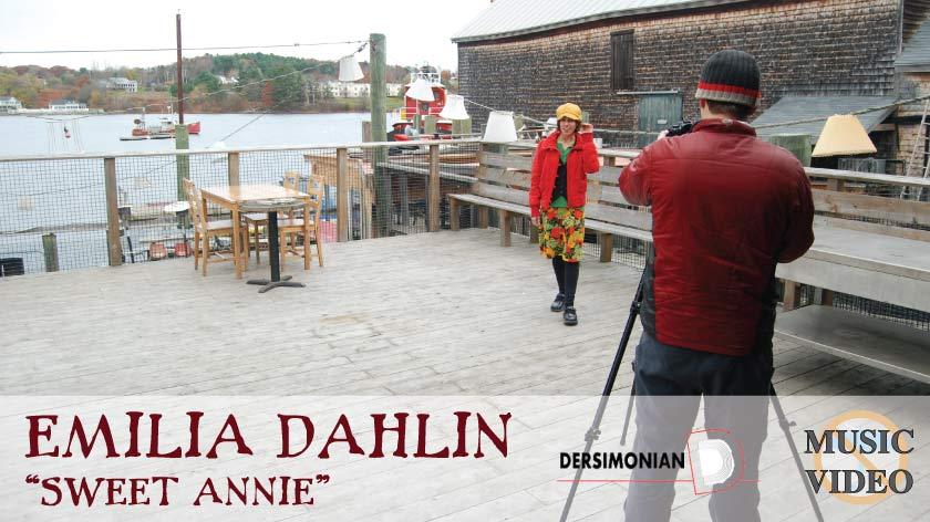 No Umbrella--Emilia Dahlin music video
