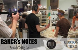 Baker's Notes. Behind the Counter - Episode One: Bagel Shaping