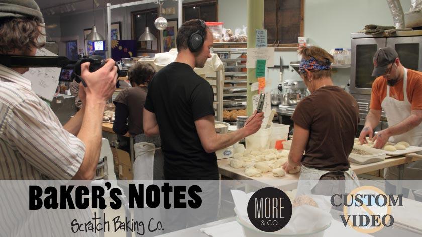 No Umbrella--Scratch Bakery episodic video
