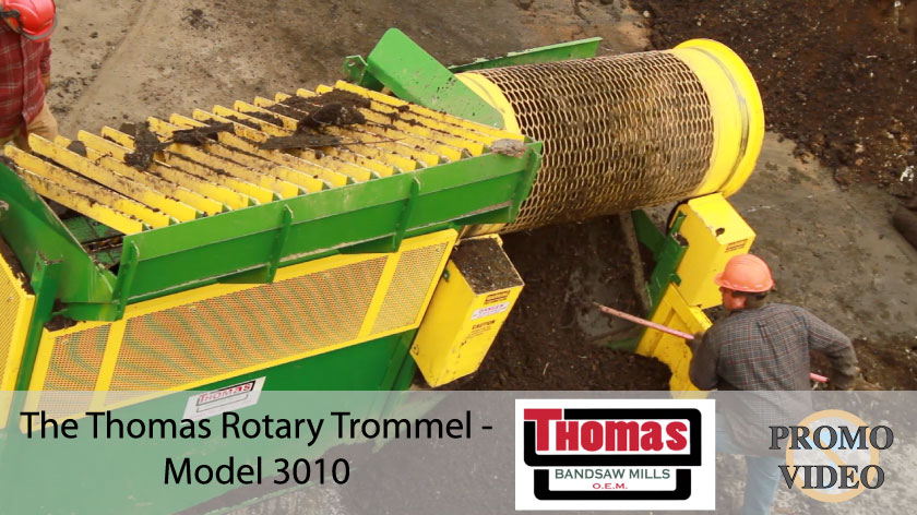 No Umbrella--Thomas Bandsaw Mills promo video