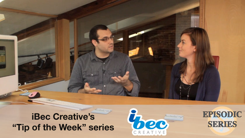 No Umbrella--iBec Creative episodic video