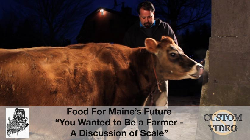 No Umbrella--Food For Maine's Future short film
