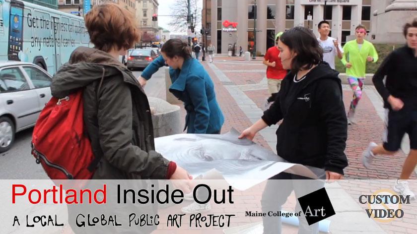No Umbrella--Maine College of Art/Portland Inside Out short film