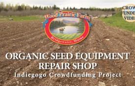 Wood Prairie Farm Indiegogo Video