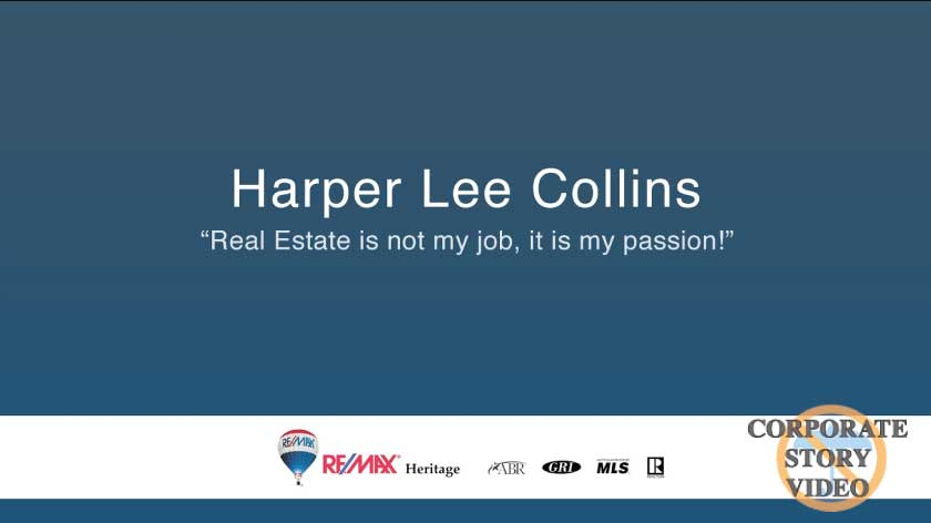 No Umbrella--Harper Lee Collins corporate story video