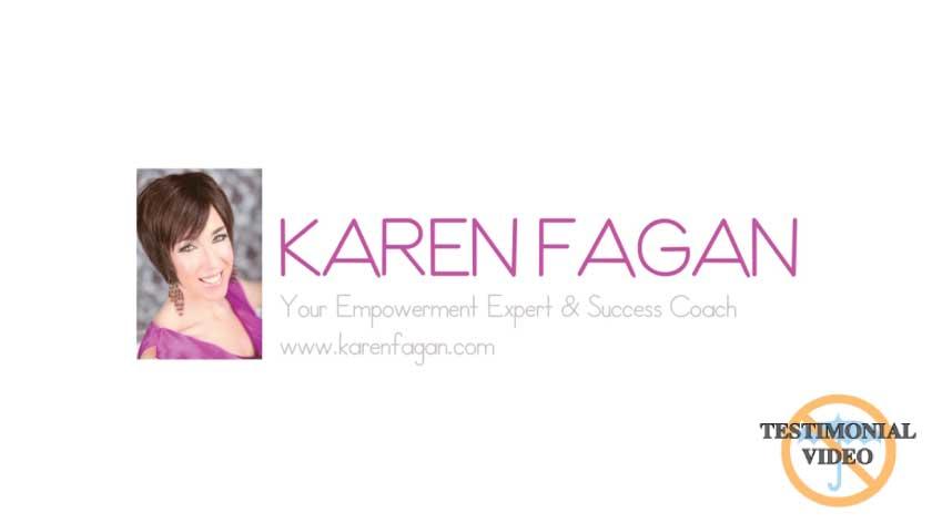 No Umbrella--Karen Fagan testimonial video