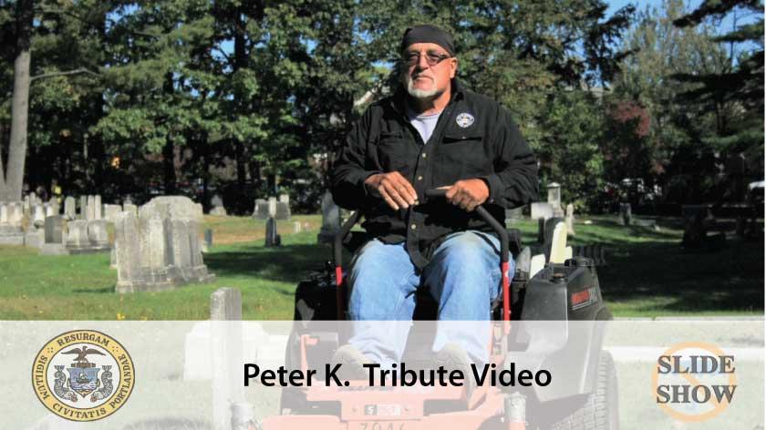 No Umbrella--City of Portland Peter K. tribute video