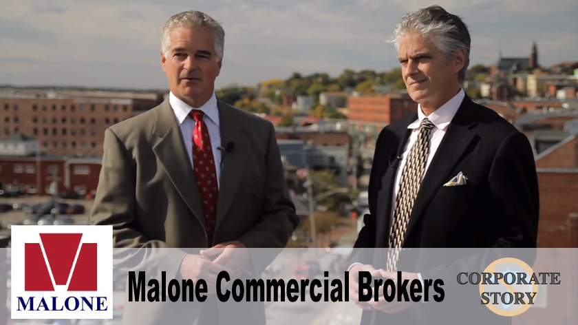 No Umbrella--Malone Commercial Brokers corporate story video