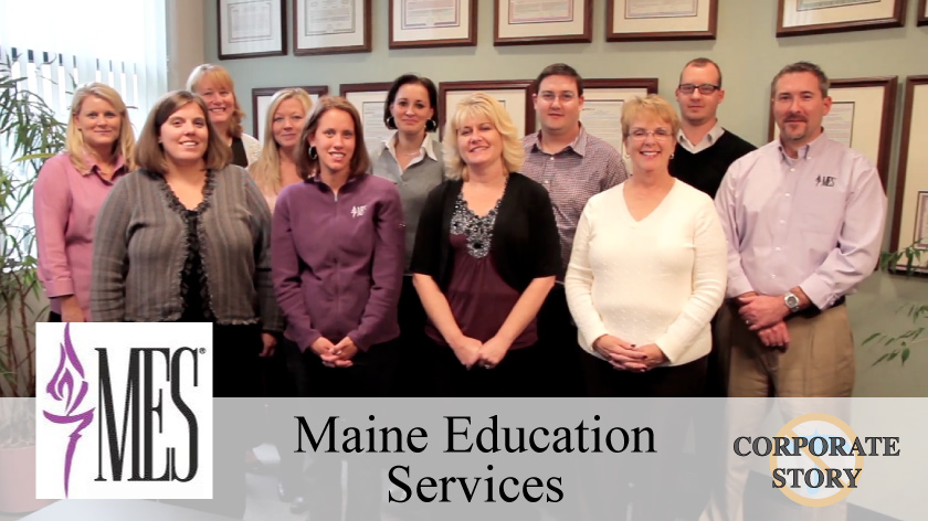 No Umbrella--Maine Education Services corporate story video