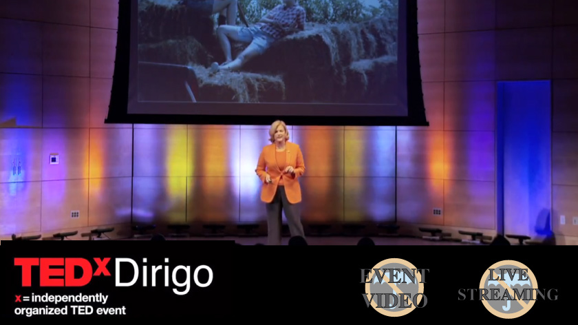 No Umbrella--TEDxDirigo event video