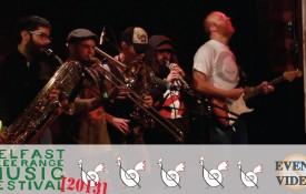 2013 Belfast Free Range Music Festival