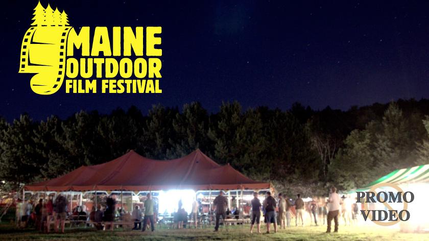 No Umbrella--2013 Maine Outdoor Film Festival promo video