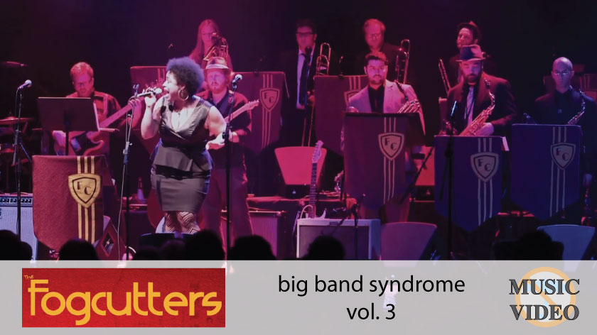 No Umbrella--The Fogcutters Big Band Syndrome concert video