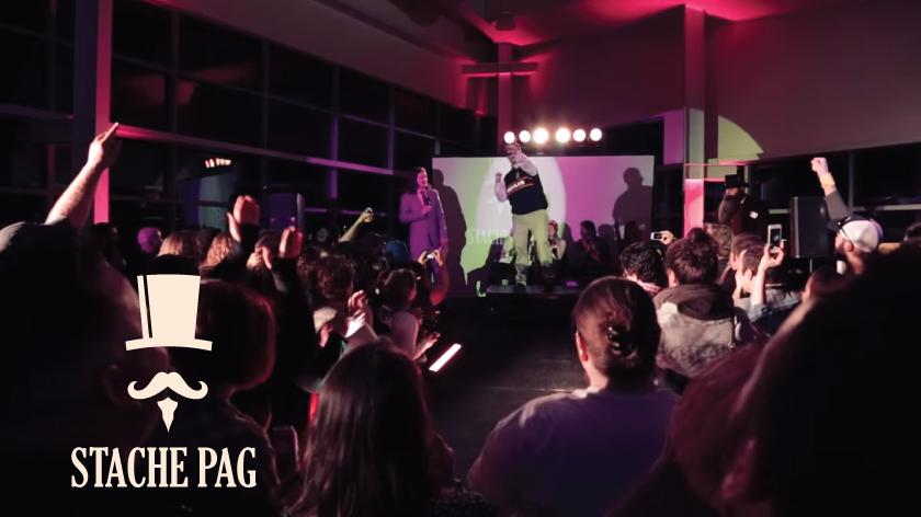 No Umbrella--Stache Pag 2014 highlight video