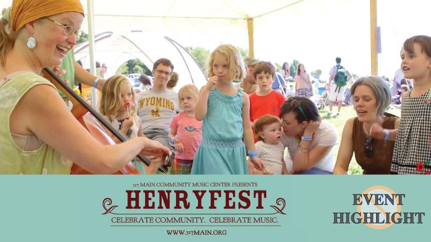 No Umbrella--HenryFest event video