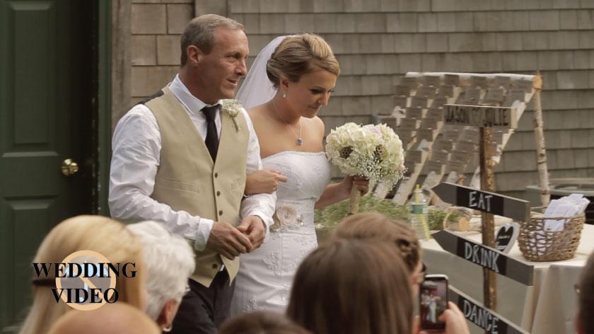 No Umbrella--Clifford wedding video for social media