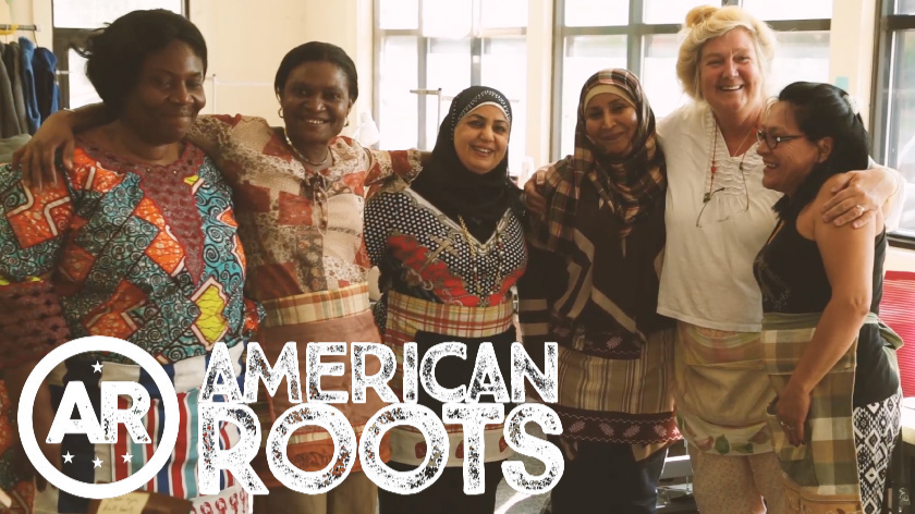 No Umbrella--American Roots crowdfunding video